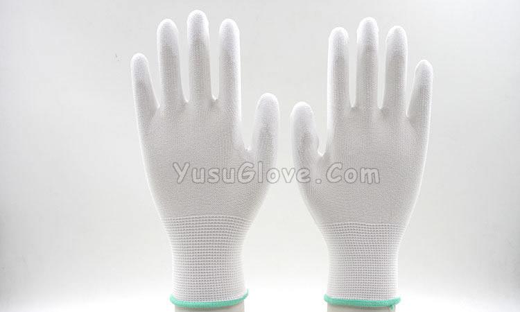 Antistatic Nylon Gloves PU Coated 1