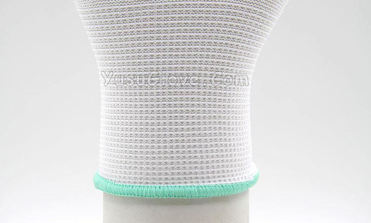 Antistatic Nylon Gloves PU Coated 4